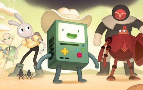 BMO saddles up for a hero's quest in