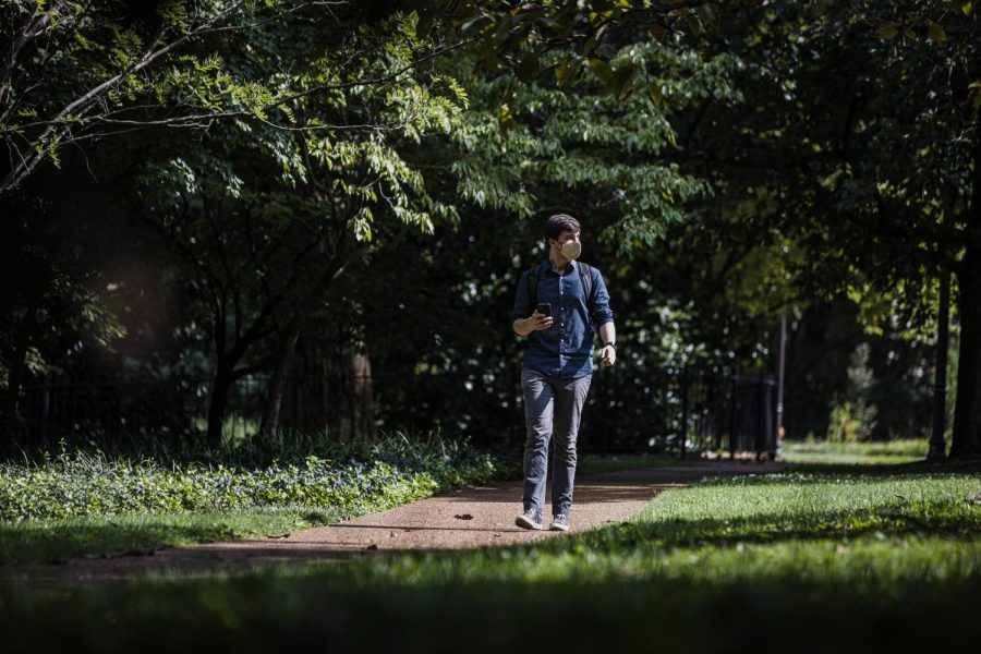 While becoming a part of a community and finding the specific spaces you feel the most comfortable being a part of takes time, we can all take important first steps toward integrating ourselves, and others into the Vandy community. (Hustler Staff/Hunter Long)
