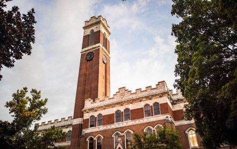 Kirkland Hall houses a large portion of Vanderbilt's administration.