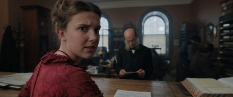 "Millie Bobby Brown as the lead sleuth in ""Enola Holmes"" (Netflix)"
