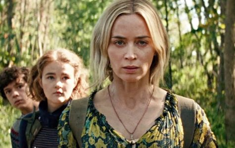 'A Quiet Place Part II' faces a delayed release date in 2021 (Paramount).