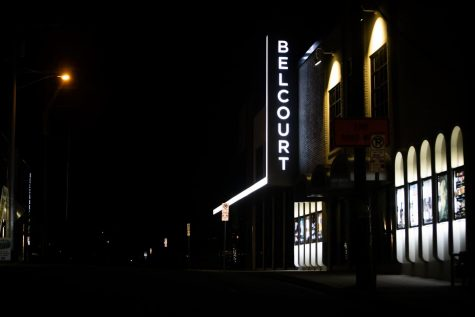 The Belcourt Theatre in Hillsboro.