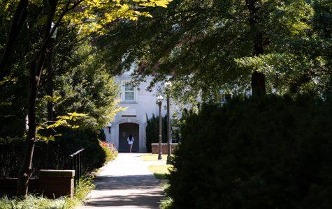 Hank Ingram House entrance