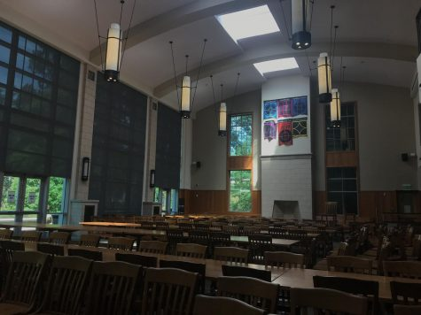 Commons Center is traditionally the hub of first-year students on Vanderbilt