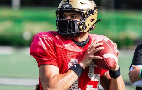 QB Chronicles: Danny Clark brings humbling experiences, perspective to Vanderbilt