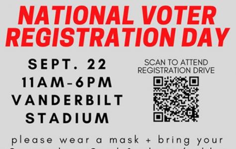 Vanderbilt Black Student-Athlete Group to hold voter registration drive on Sept. 22. (Twitter/@SportsSocietyVU)