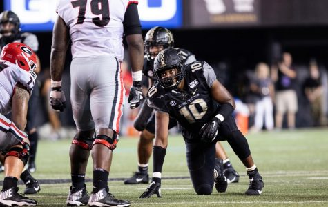 Vanderbilt lost to Georgia in their season opener last season by a score of 30-6.