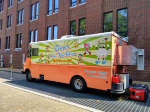 Buns on the Run food truck