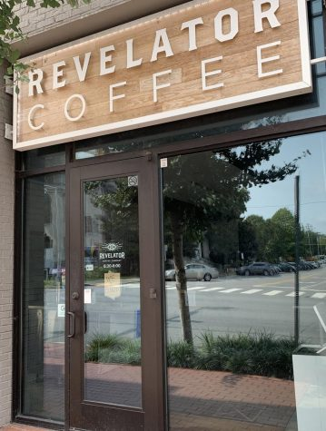 Revelator Coffee on 21st Avenue S. in Hillsboro.(Hustler Multimedia/Samuel Blum)