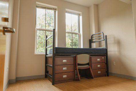 photo of a Vanderbilt dorm room