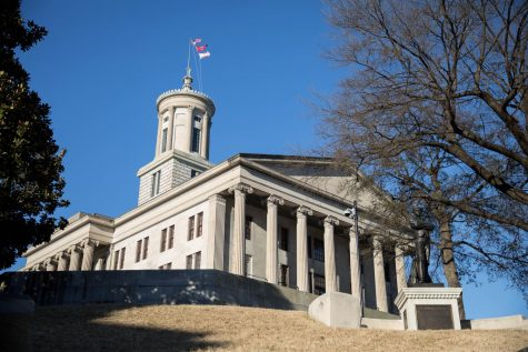 The Tennessee State Capitol is the seat of government for the U.S. state of Tennessee (Hustler Multimedia/Emily Gonçalves)