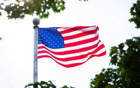 The American flag embodies American ideals, not skewed patriotism. (Hustler Multimedia/Hunter Long)