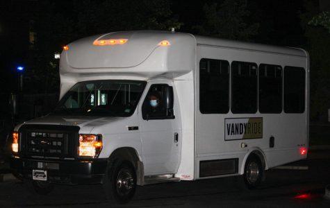 VandyRide is Vanderbilt's on-campus busing system. (Hustler Multimedia/Josh Rehders)