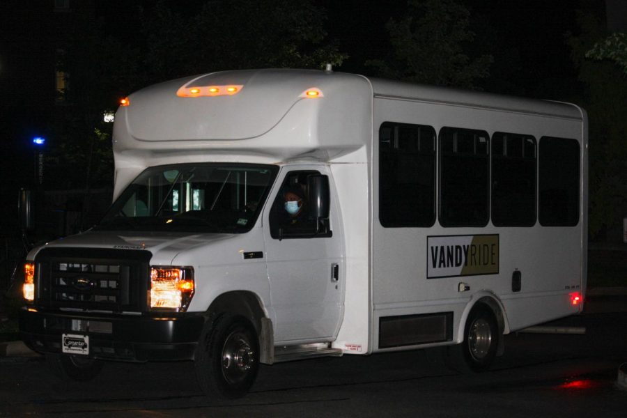 VandyRide, VSG partner to provide free rides to polls on Oct. 22 and 24