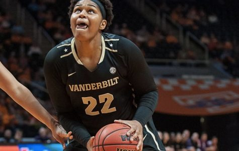 Marqu'es Webb played four seasons with Vanderbilt prior to her start as a coach. (Getty Images)