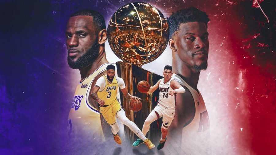 The Heat and the Lakers face off in the 2020 NBA Finals. (Sports Illustrated)