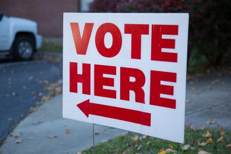 In Tennesee early voting ends Thursday, Oct. 29, and Election Day is Nov. 3. (Hustler Multimedia/Claire Barnett)