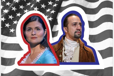 "Lin-Manuel Miranda's musical ""Hamilton"" originally premiered on Broadway in 2015, but has since made headlines again as a 2020 release on Disney+. (Hustler Communications/Emery Little)"