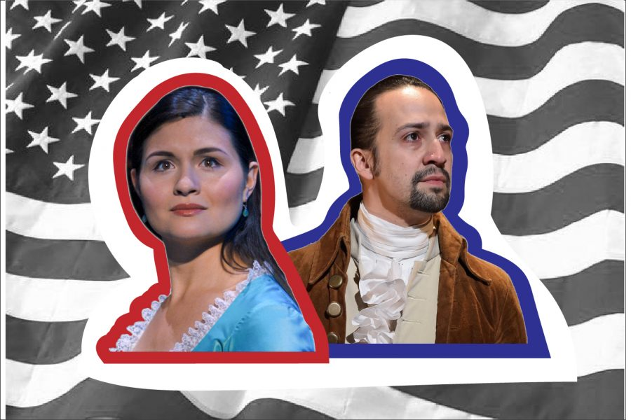 Lin-Manuel+Miranda%E2%80%99s+musical+%E2%80%9CHamilton%E2%80%9D+originally+premiered+on+Broadway+in+2015%2C+but+has+since+made+headlines+again+as+a+2020+release+on+Disney%2B.+%28Hustler+Communications%2FEmery+Little%29