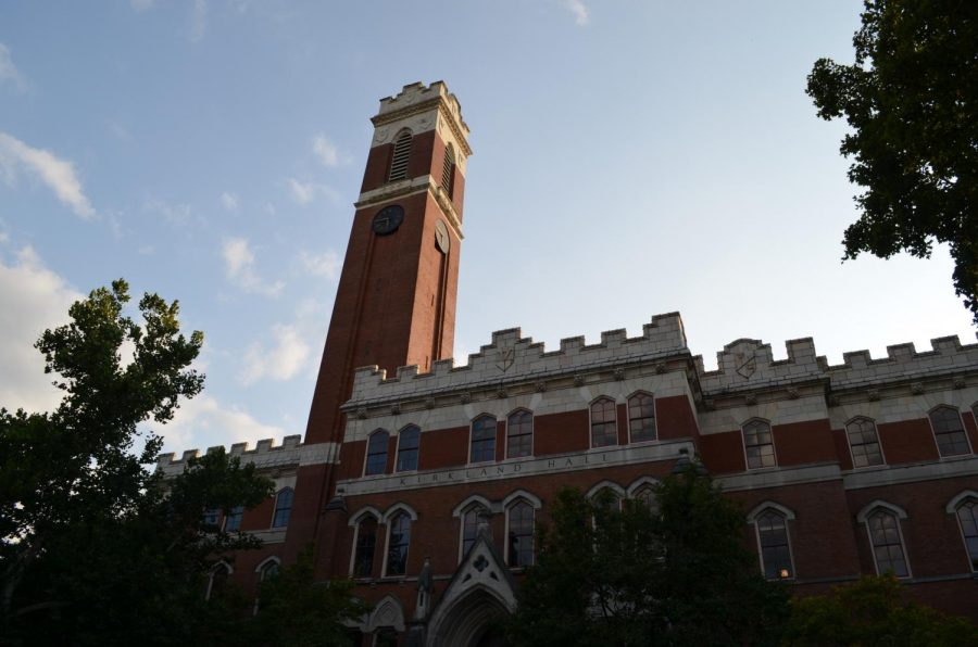 Vanderbilt+administrators+are+located+in+Kirkland+Hall.+%28Hustler+Multimedia%2FAlex+Venero%29