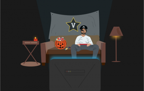 We must embrace our now-lame social lives this Halloween. (Hustler Communications/Emery Little)