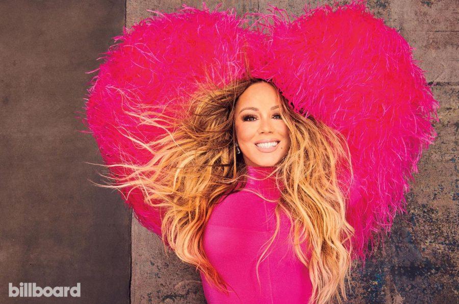 Mariah Carey photographed at Spring Studios in 2019 (Billboard/Ruven Afanador)