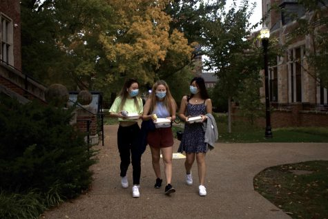 An Intro(vert) to College: Masks Cannot Stop Your Voice