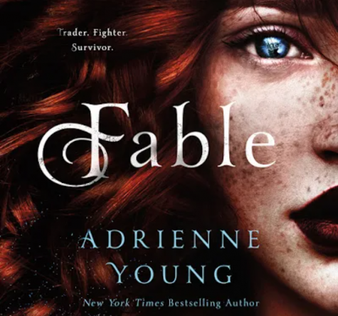 """Fable"" by Adrienne Young (Macmillan Young Listeners)"