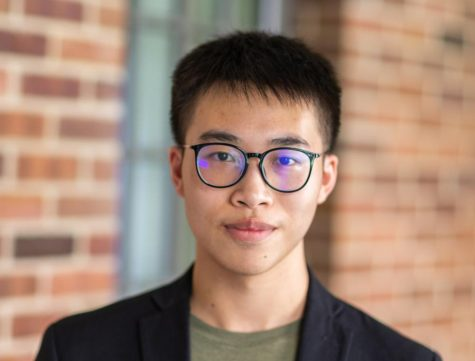 Photo of Stanley Zhao