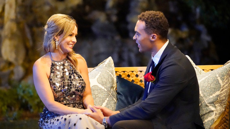 """Clare Crawley and Dale Moss in episode 1 of """"The Bachelorette"""" (ABC/The Bachelorette)"""