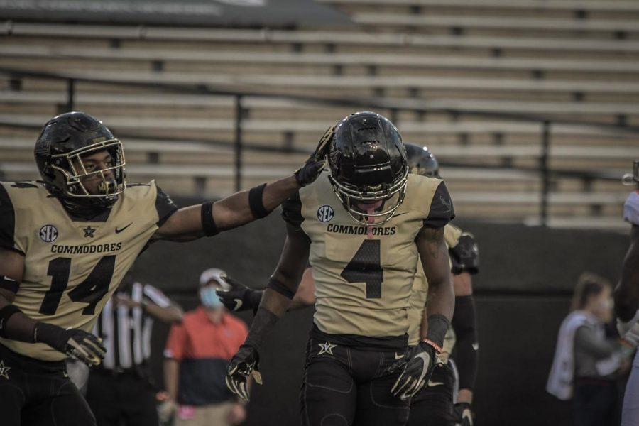 Vanderbilt plays against Ole Miss at home on Oct. 31, 2020. (Hustler Multimedia/Truman McDaniel)