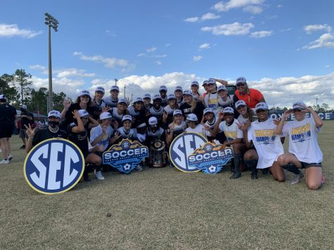Vanderbilt captures first SEC Tournament title since 1994 with 3-1 win over Arkansas