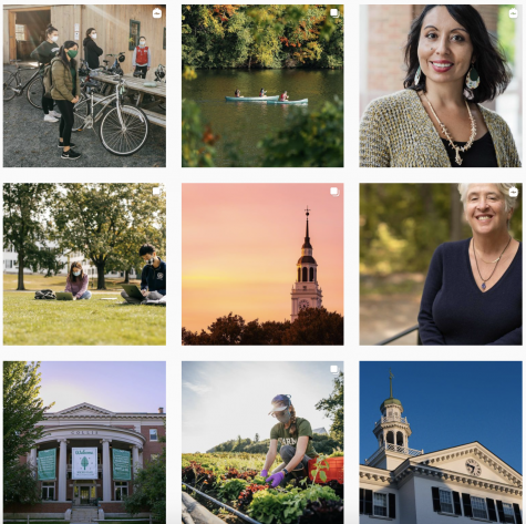 Dartmouth Instagram recent posts