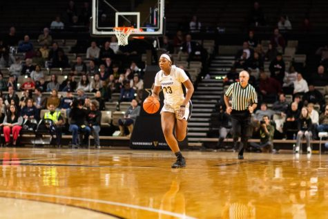 Vanderbilt Women's Basketball 2020-21 schedule preview