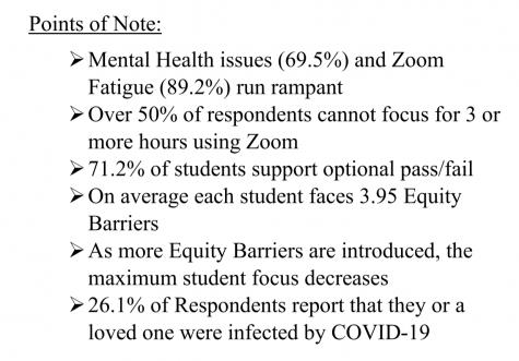 VSG pass/fail survey summary