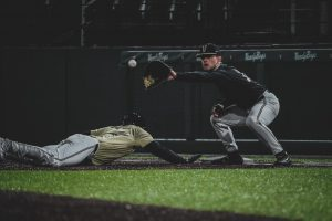 Baseball starts practice on Friday, Jan. 29. (Hustler Multimedia/Truman McDaniel)
