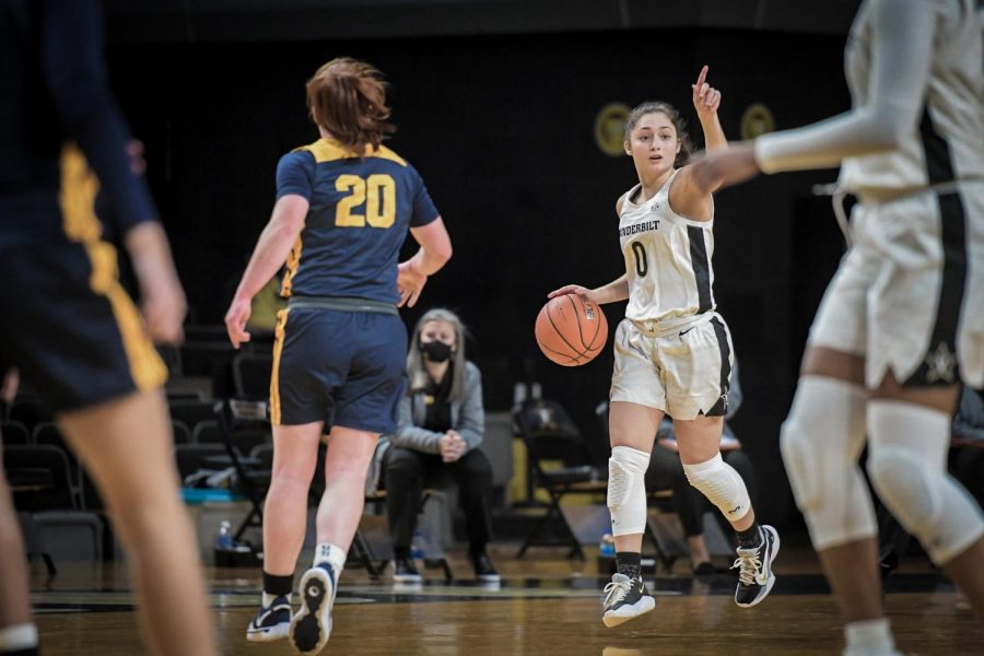 Vanderbilt women's basketball discontinues 2020-21 season