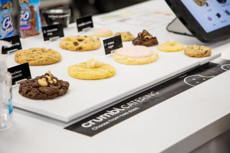 Crumbl offers a rotating list of special flavors in addition to their daily staples. (Hustler Multimedia/Hunter Long)