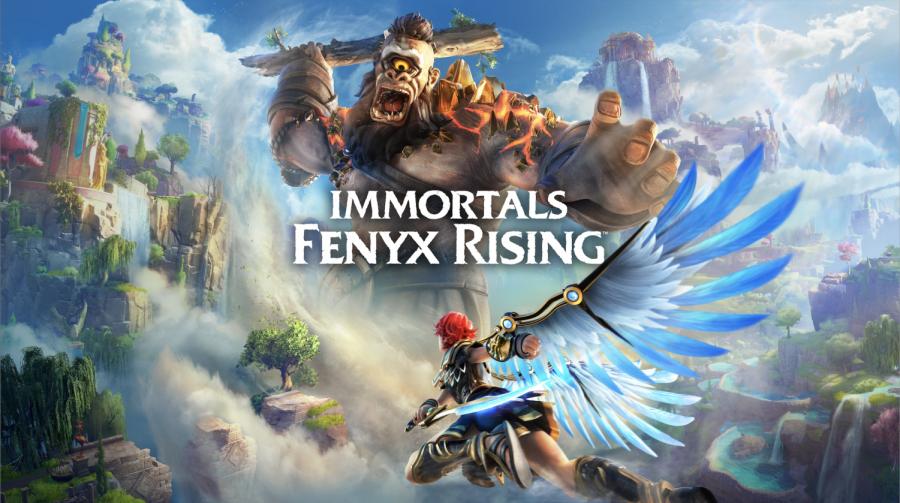 (Ubisoft/Immortals Fenyx Rising)