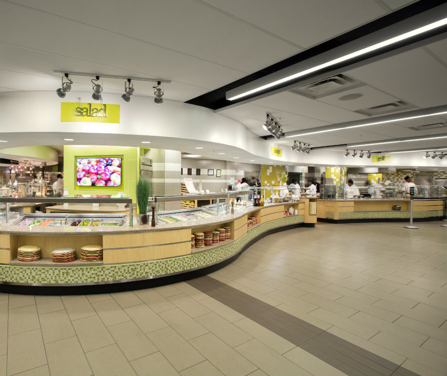 Campus Dining to launch redesigned menu, express GET stations and new dining locations