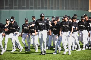 Vanderbilt faces Michigan in the David Williams Fall Classic on Nov. 10. 2019. (Hustler Multimedia/Hunter Long)