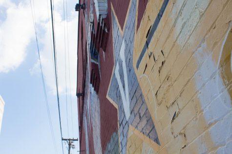 Vanderbilt Star V mural (Hustler Multimedia/Emery Gonçalves