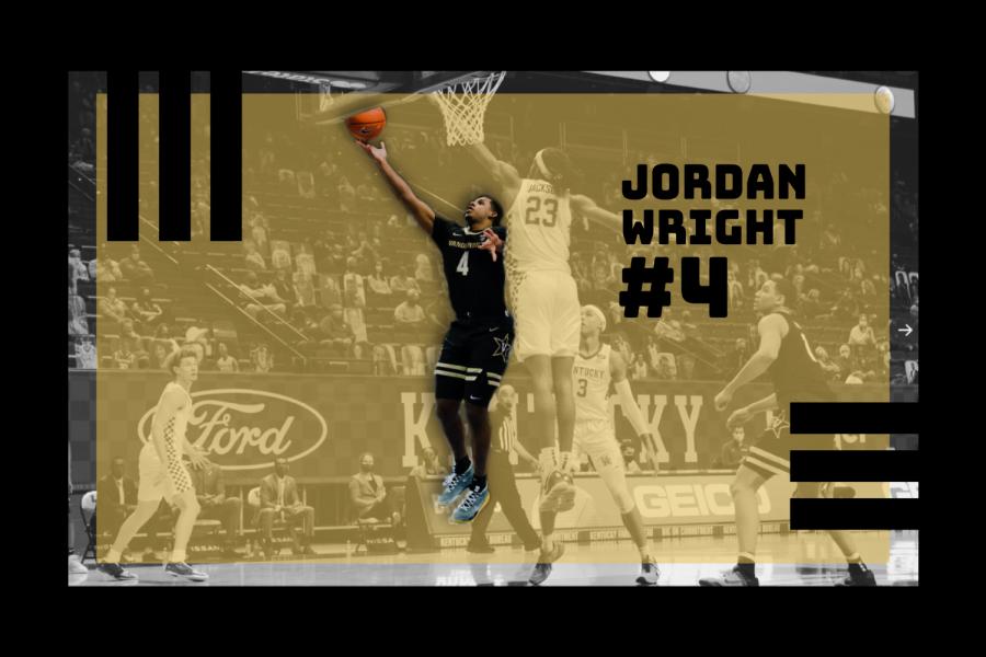 Jordan Wright attempts a lay-up against Kentucky on Jan. 5, 2021. (Hustler Communications/Emery Little)