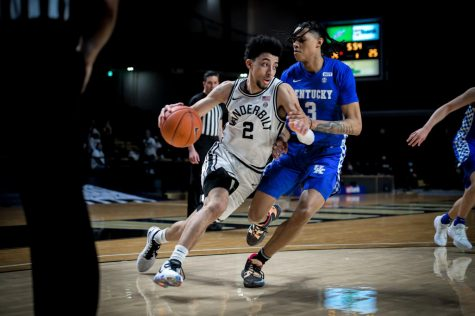 Scotty Pippen Jr. scored 21 points in Vanderbilt