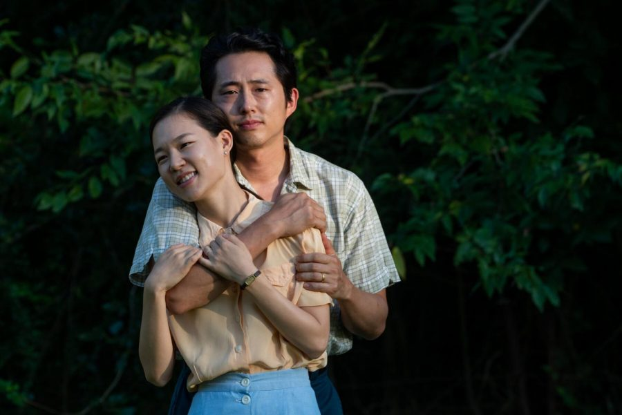 A Korean-American family toughs out rural Arkansas in the latest A24 film. (A24/Josh Ethan Johnson)