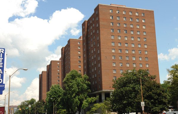 Carmichael Towers