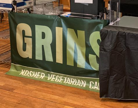 Grins, an on-campus vegetarian cafe, plans to reopen the week after Passover (Hustler Multimedia/Elle Choi)