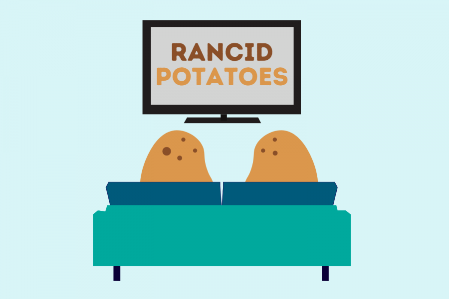 Rancid Potatoes: 'Garfield the Movie'
