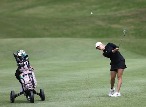 Women's Golf: Vanderbilt falls short to Auburn in first round of SEC Championship Match Play