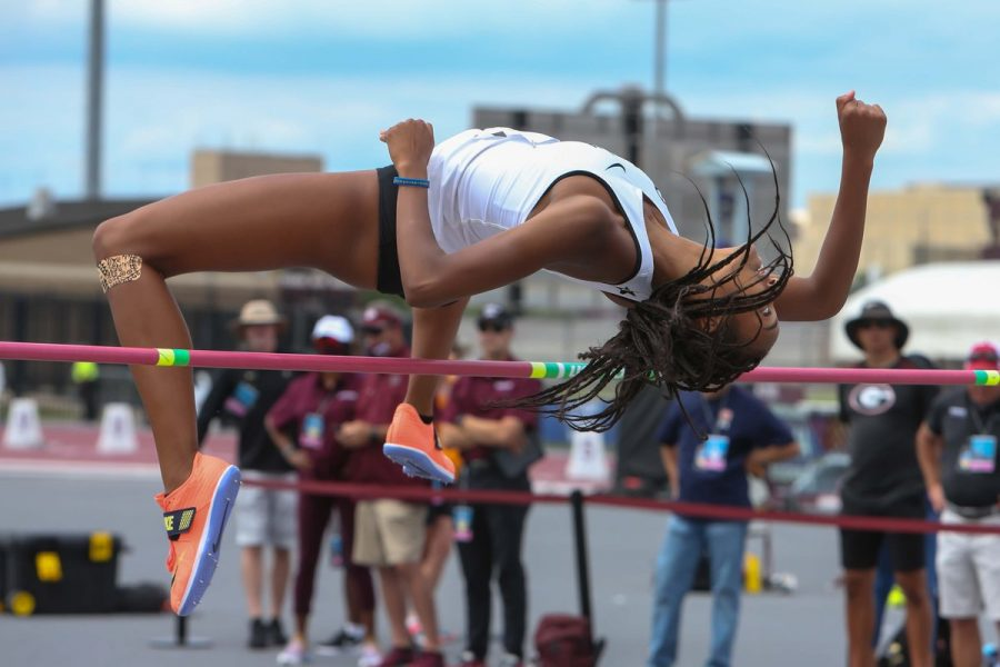 Vanderbilt track and field competed at the Southeastern Conference Championships May 13-15. (Twitter/@vandyxctrack).